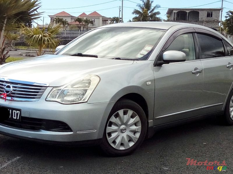 2007 Nissan Bluebird Sylphy in Flacq - Belle Mare, Mauritius