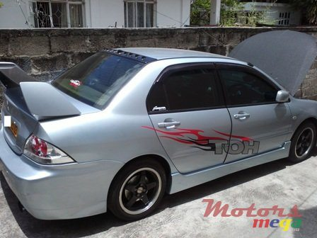 2003 Mitsubishi Lancer GLX Modified En Port Louis Maurice