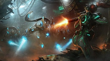 StarCraft II was an early pioneer in e-sports, with many elite players