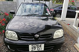 2001' Nissan March