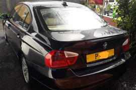 2005' BMW 320 Manual with Pte No.