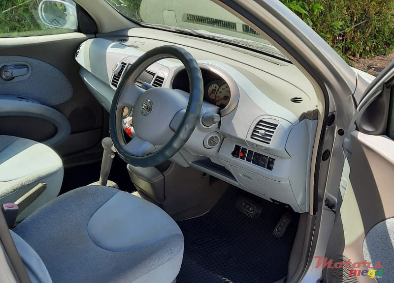 2006 Nissan March Automatic in Vacoas-Phoenix, Mauritius - 5