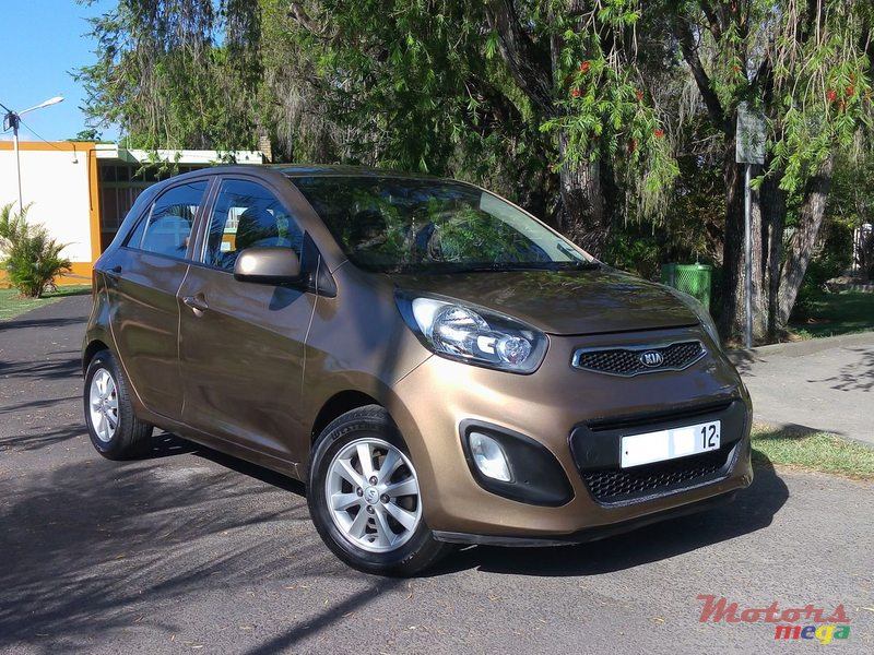 2012 Kia Picanto For Sale Price Is Negotiable Rose Hill Quatres