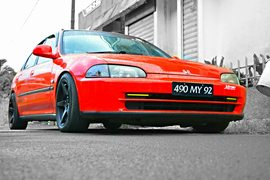 1992' Honda Civic Si yes