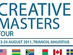 Creative Masters Tour: Trois experts internationaux du multimédia à Maurice