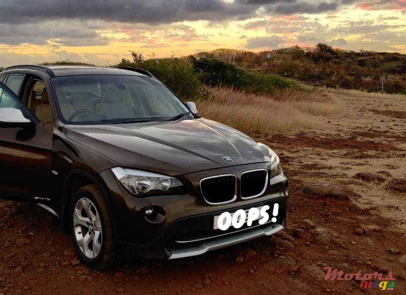 2012 BMW X1 in Rose Belle, Mauritius