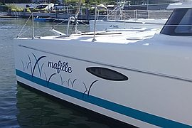 2015' Fountaine Pajot