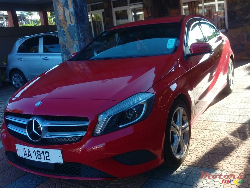 2013 Mercedes-Benz A 180 in Rose Hill - Quatres Bornes, Mauritius