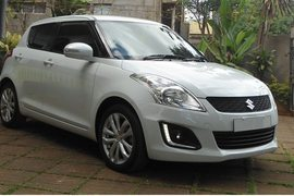 2015' Suzuki Swift JAPAN 1.4 MANUAL