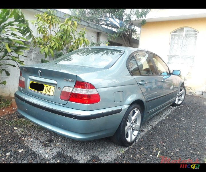 2004 BMW 318 E46 in Port Louis, Mauritius - 5