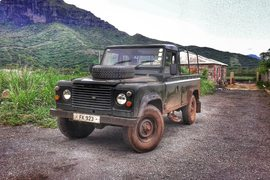 1992' Land Rover Defender 110