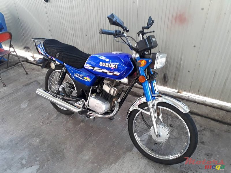 2014' Suzuki AX100 for sale  Price is negotiable! Mr Sabiir