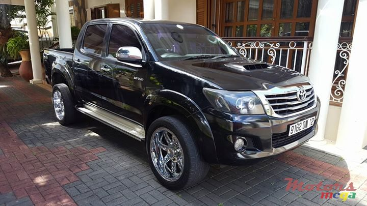 2014 Toyota Corolla For Sale >> 2012' Toyota Hilux for sale - 180,000 Rs. Dechacus, Flacq - Belle Mare, Mauritius