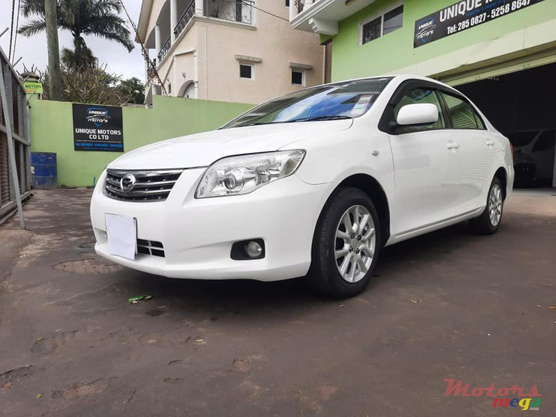 2009 Toyota Axio X LIMITED en Port Louis, Maurice