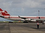 Air Mauritius: Unusual Landing of the MK219 Flight