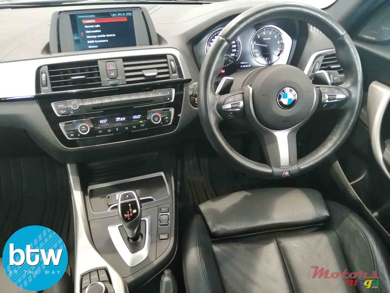 2018 BMW 1 Series 120i M Sport Package in Moka, Mauritius - 5