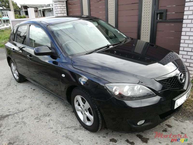 2008 39 mazda 3 hatchback for sale 285 000 rs akh vacoas phoenix mauritius. Black Bedroom Furniture Sets. Home Design Ideas