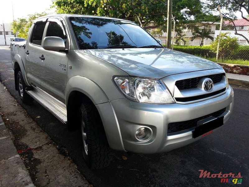 2010 Toyota Hilux For Sale Price Is Negotiable Port
