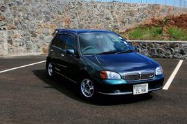 1998' Toyota Starlet N/A