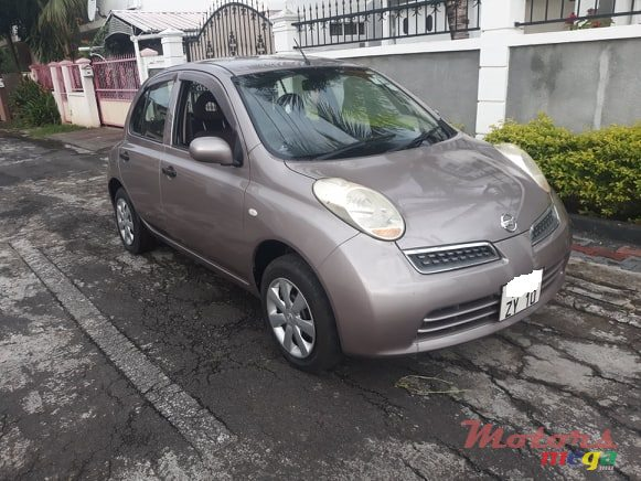2010 Nissan March Ak12 in Port Louis, Mauritius - 2
