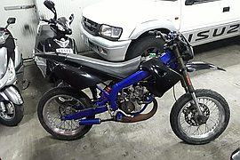2004' Derbi Supermotard