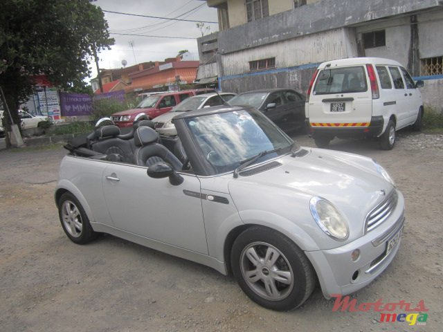 mini cooper cabriolet  sale  rs vacoas