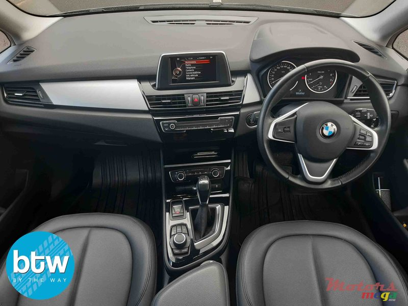2015 BMW 2 Series 218i Grand Tourer (F46) in Moka, Mauritius - 5