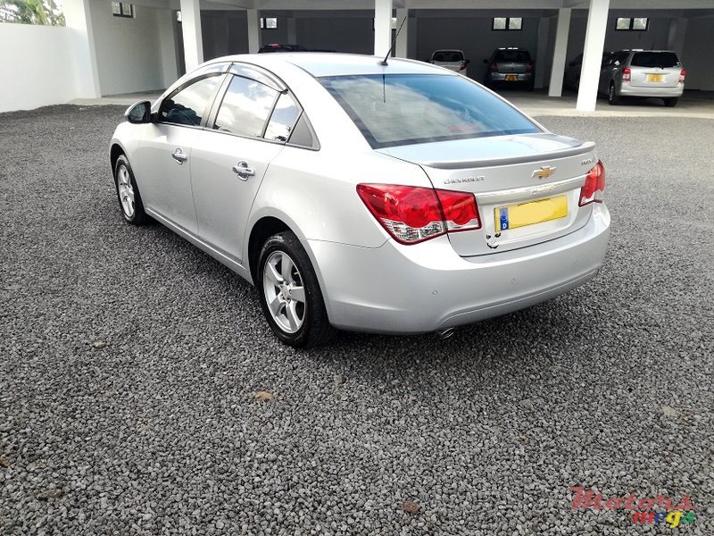 2012 Chevrolet Cruze Lt Manual 1 6l For Sale Roches Noires Riv