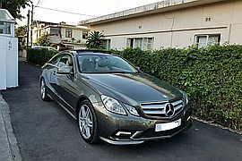 2010' Mercedes-Benz E350 AMG Package
