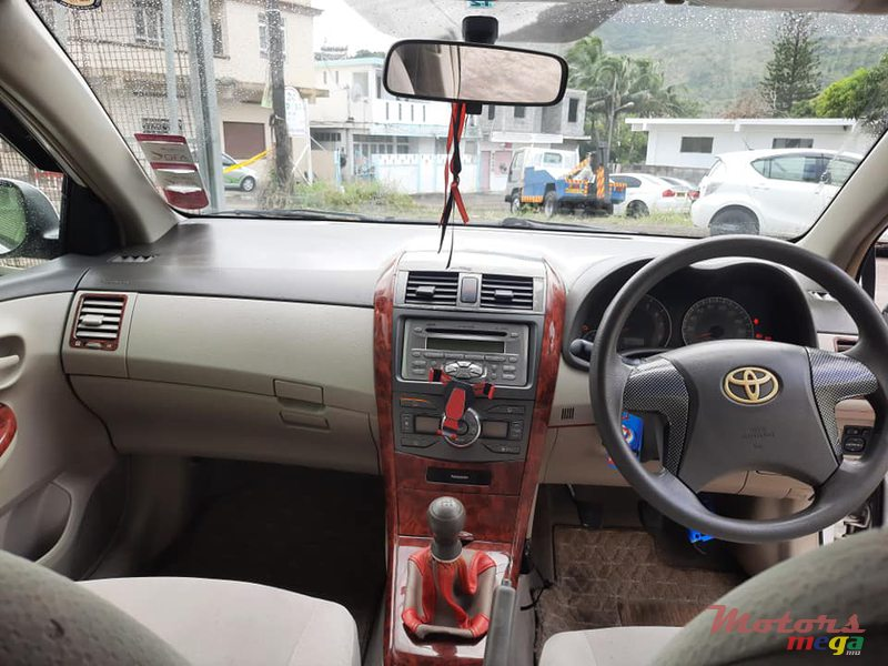 2009 Toyota Axio X LIMITED en Port Louis, Maurice - 6