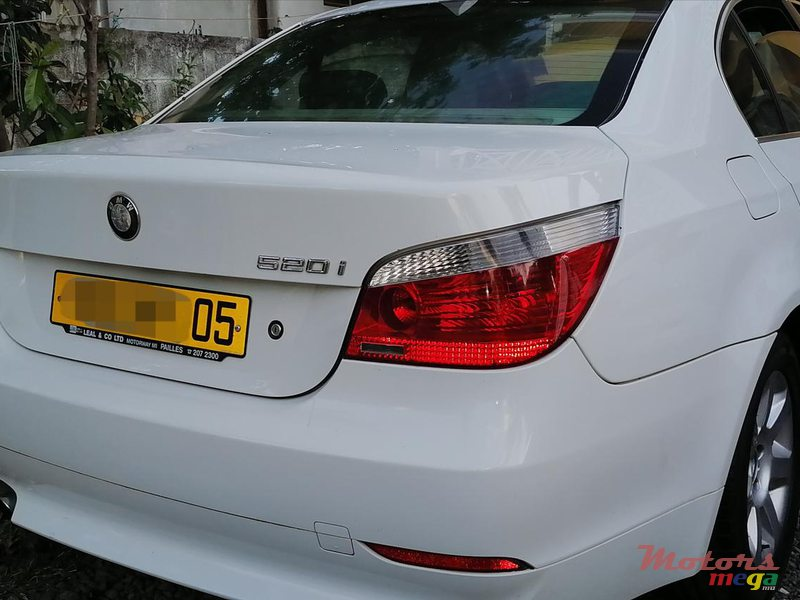 2005 BMW 520 in Terre Rouge, Mauritius - 2