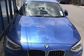2012' BMW 1 Series 5 Door