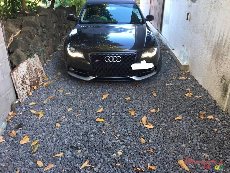 2011 Audi A4 Sedan 1.8TFSi 170HP in Roches Noires - Riv du Rempart, Mauritius - 4