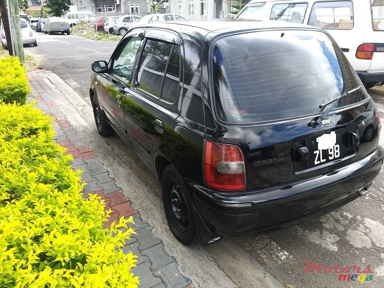 1998 Nissan March ak11 in Port Louis, Mauritius - 7