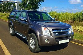 2011' Isuzu KB Series