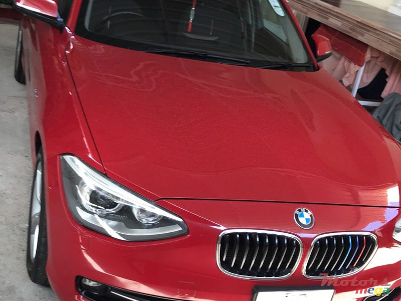 2011 BMW 1 Series in Port Louis, Mauritius