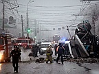 Suicide Bomber Strikes Trolley Bus in Russia