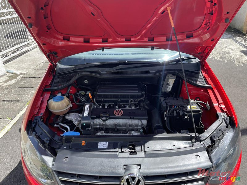 2010 Volkswagen Polo 1.4 Automatic en Curepipe, Maurice - 2