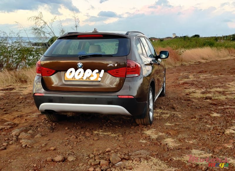 2012 BMW X1 in Rose Belle, Mauritius - 2
