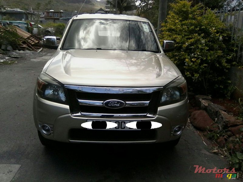 2009 Ford Ranger 4x4 in Port Louis, Mauritius