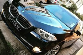2012' BMW 520 dorigine