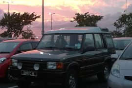 1995' Land Rover Discovery