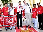 The Arrival of Liverpool to Mauritius Postponed