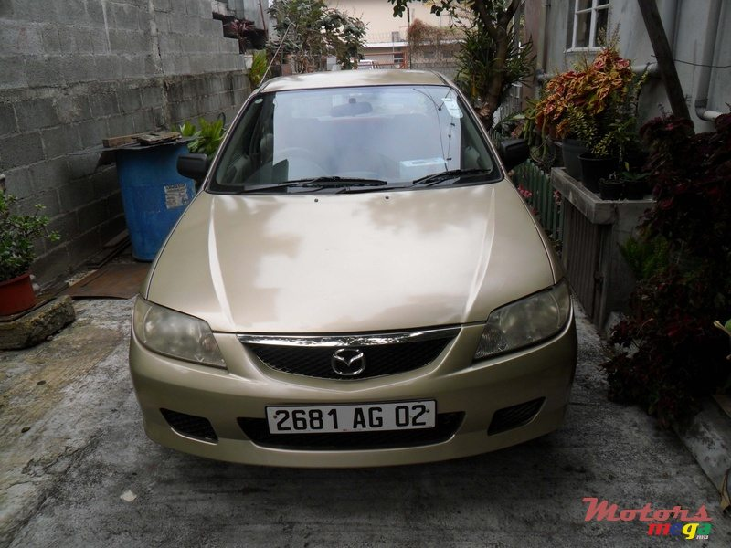 2002 Mazda 323 Fitness October 2017 For Sale 135 000 Rs Nicolas