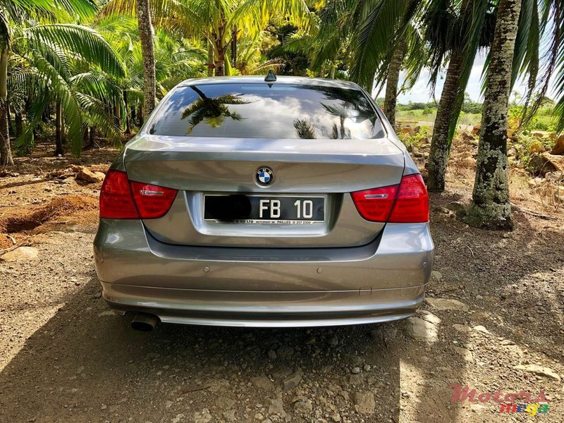 2010 BMW 316 in Grand Baie, Mauritius