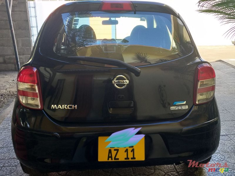 2011 Nissan March in Mapou, Mauritius - 2