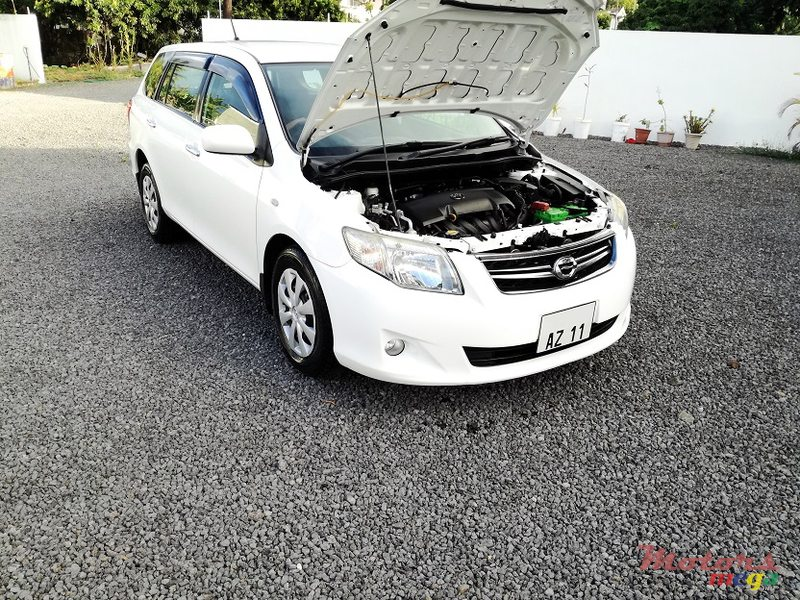 2011 Toyota Fielder AXIO 1.5L JAPAN in Roches Noires - Riv du Rempart, Mauritius - 7