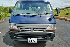 2004' Toyota HIACE (Goods vehicle)
