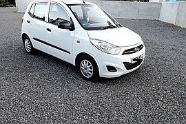 2013' Hyundai i10 Manual 1.2L