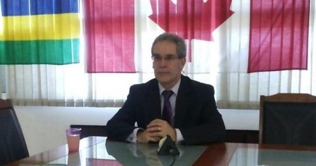 David Rose, conseiller d'immigration à la High Commission of Canada